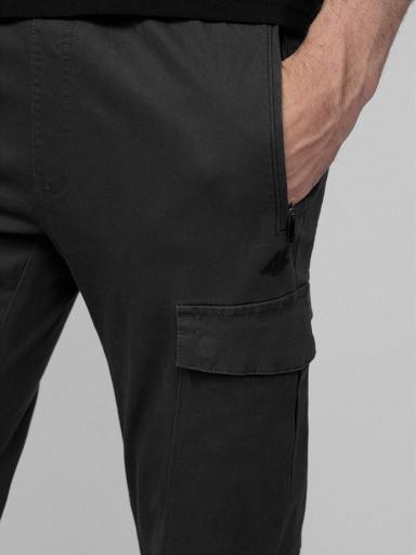 SPODNIE MIEJSKIE MĘSKIE 4F SPMC202 D4L21 10533539927 Odzież Męska Spodnie XB JCDEXB-4