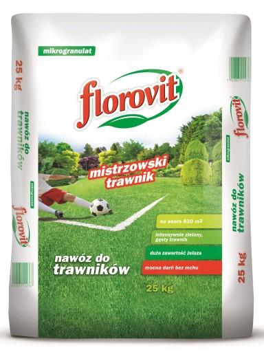 Florovit Nawoz Do Traw Trawnikow Z Mchem 25kg 8924417202 Allegro Pl