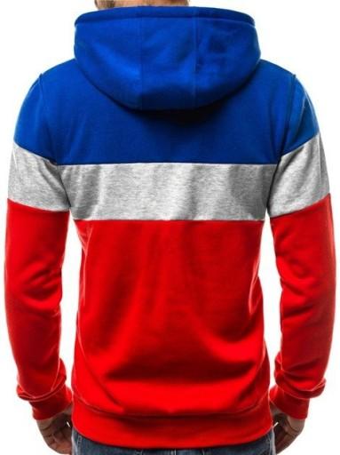 stycznie bluza z kapturem męska spot Sweter męski 10597784816 Odzież Męska Swetry KW XTXWKW-9