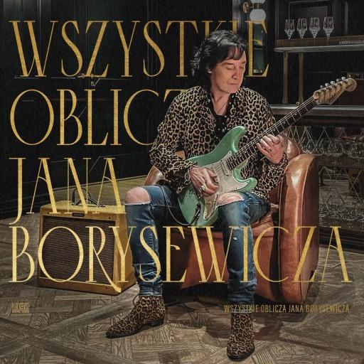 JAN BORYSEWICZ Wszystkie oblicza CD