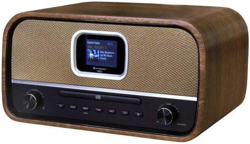 RADIO DAB+ CD MP3 USB BLUETOOTH W STYLU RETRO