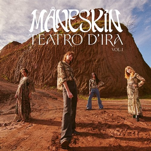 MANESKIN Teatro D'ira. Volume 1 CD