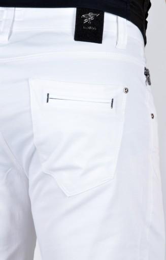 Spodnie Męskie Eleganckie Mondo Limited Casual 10536201192 Odzież Męska Spodnie XH EZGBXH-8