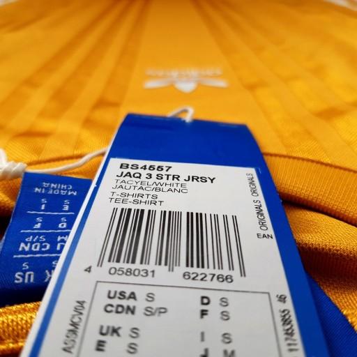 Koszulka sportowa Adidas Jacquard 3 STR t-shirt 10590616849 Odzież Męska T-shirty IR ITHIIR-3