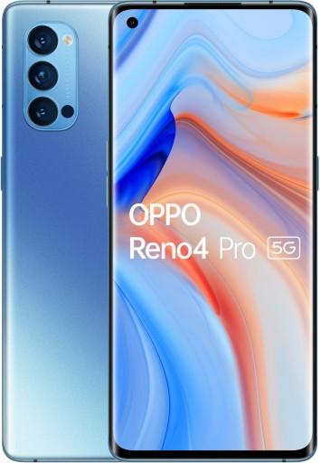 Smartfon OPPO Reno4 Pro 5G 12/256GB błękit
