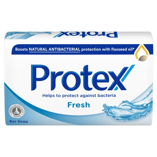 Protex mydło w kostce FRESH z olejem lnianym 90 g