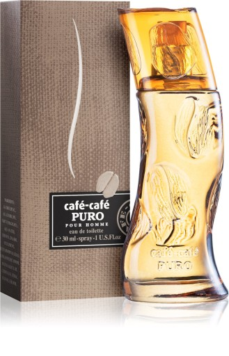 parfums cafe cafe-cafe puro pour homme