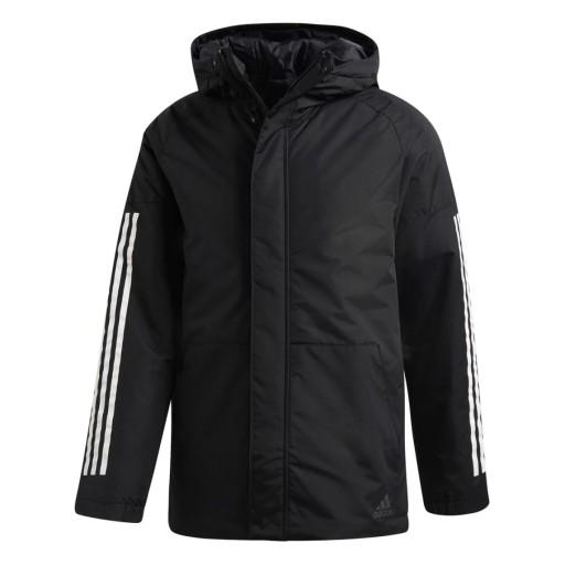 KURTKA zimowa adidas 3 STRIPES czarna CY8624 M