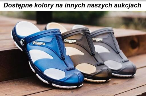 Lekkie Kroksy Klapki CROKSY Pianka EVA *44 27cm 9630193553 Obuwie Męskie Męskie BO ANGVBO-8