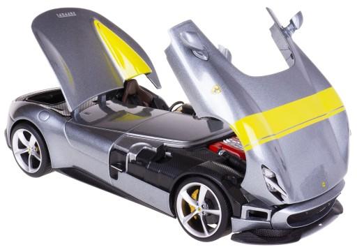 Ferrari Monza Sp1 Model Metalowy Bburago 1 18 New 9645295070 Allegro Pl