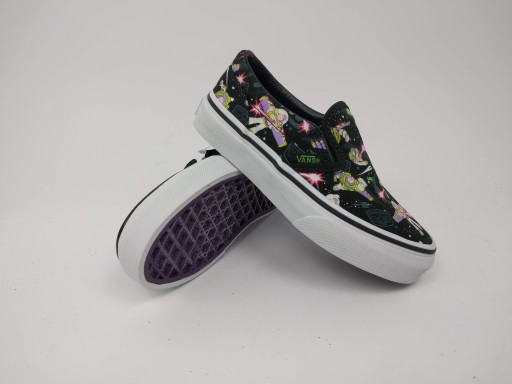 Buty VANS Slip-On (Toy Story) Buzz Astral [27]