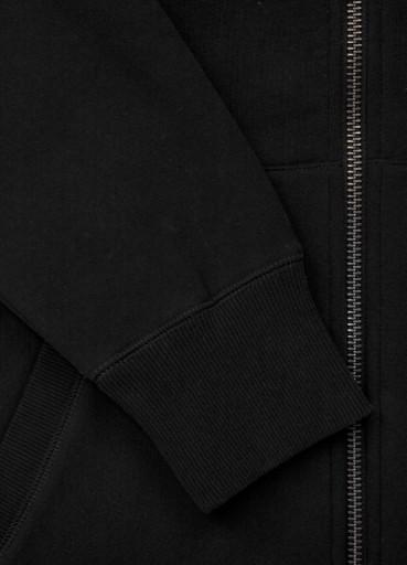 Pitbull Bluza rozp z kapt Hilltop II (S) Czarna 9846084007 Bluzy Męskie Bluzy MZ QIMWMZ-1