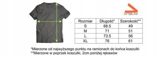 Koszulka FORD MUSTANG SHELBY MUSCLECAR 9431835930 Odzież Męska T-shirty ID WWQXID-2
