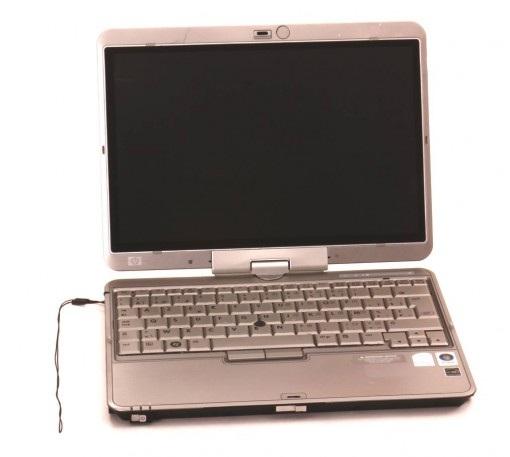 """HP 2710P Tablet 12,1"""" U7600 80GB 2GB WIN 7 PRO"""
