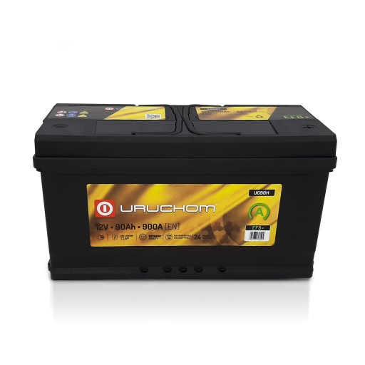 Akumulator Uruchom EFB UG90H 90Ah 900A