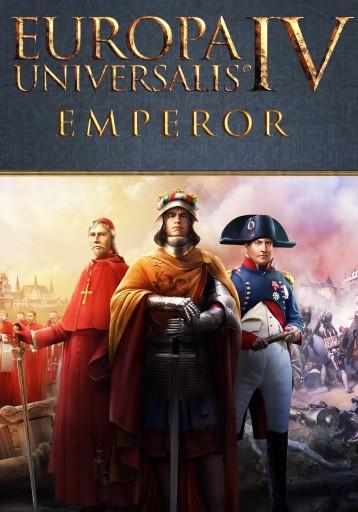 Europa Universalis Iv Emperor Steam Bonusowa Gra Stan Nowy 9370899789 Allegro Pl
