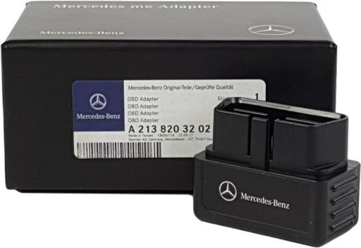Oe Mercedes Me Adapter Aplikacja Bluetooth Obd Krakow Allegro Pl
