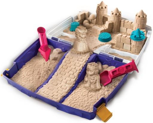 Kinetic Sand Piasek Kinetyczny Walizka Akcesoria 9721876122 Allegro Pl