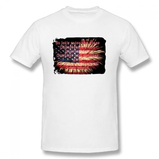 Jake Owen American meski podkoszulek t-shirt 10679179205 Odzież Męska T-shirty RM WWKJRM-1