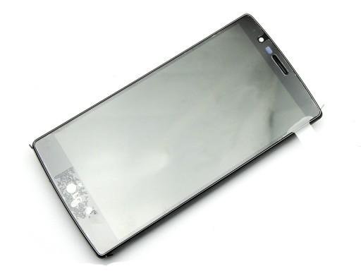 Wyświetlacz LCD digitizer LG G4 H815 H818 RAMKA