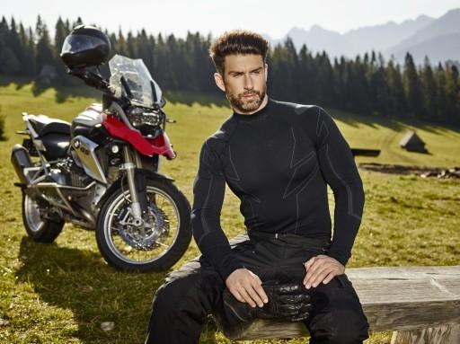 Odzież BRUBECK COOLER Bluza na motocykl LATO L 9333495075 Odzież Męska Koszulki z długim rękawem DL PZXODL-3