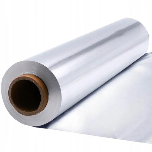 Folia Aluminiowa Spozywcza Gruba Gastro 1kg 8356533487 Allegro Pl
