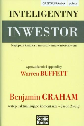 Inteligentny Inwestor Xxi Wieku Benjamin Graham 39 17 Zl Allegro Pl Raty 0 Darmowa Dostawa Ze Smart Bialystok Stan Nowy Id Oferty 9029004051