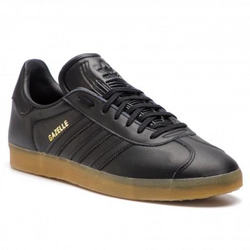 Buty męskie adidas GAZELLE BD7480 | Czarny | Profesjonalny