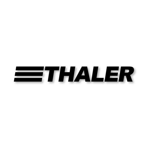STICKER NOTE LOGO THAILER 3 COLORS 12cm 2 PCS