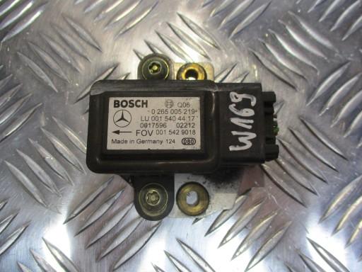 THE BLOCK ESP MERCEDES A CLASSROOM W169 0015404417