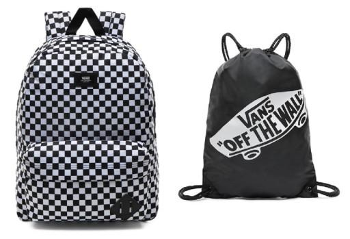 Plecak do szkoły + worek Vans Old Skool szkolny