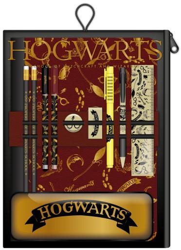 Zestaw Przyborow Szkolnych Hogwart Harry Potter 9026207032 Allegro Pl