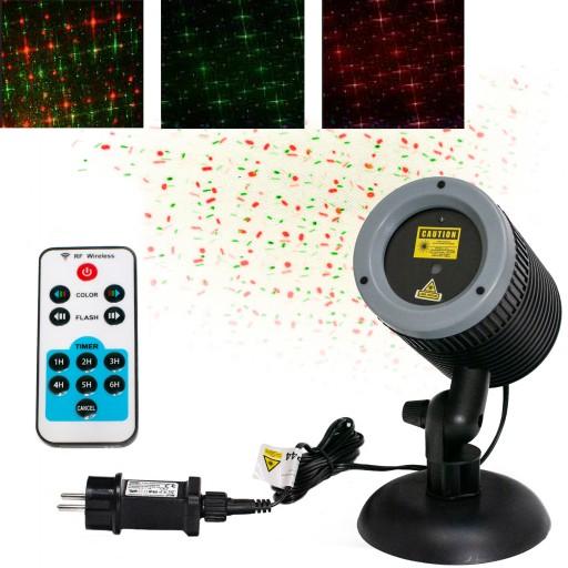 Projektor Laserowy Rzutnik Wodoodporny 10w1 Pilot 9611064580 Allegro Pl