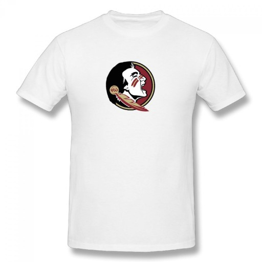 Florida State Seminoles College meski t-shirt 10679190403 Odzież Męska T-shirty KF EAFBKF-7
