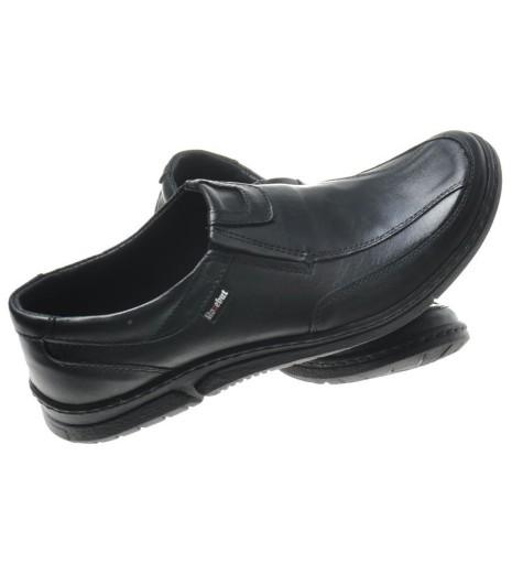 SKÓRZANE MĘSKIE PÓŁBUTY buty 436-01 45 10528580510 Obuwie Męskie Męskie CN ZEGOCN-6