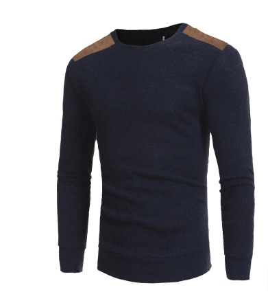 ęski gruby ciepły sweter plus size Dzianina męska 9814388799 Odzież Męska Swetry CK NUJDCK-7