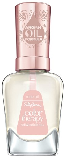 Sally Hansen Color Therapy Nail Oil Olejek Rose