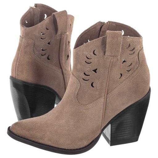 buty kowbojkki damskie