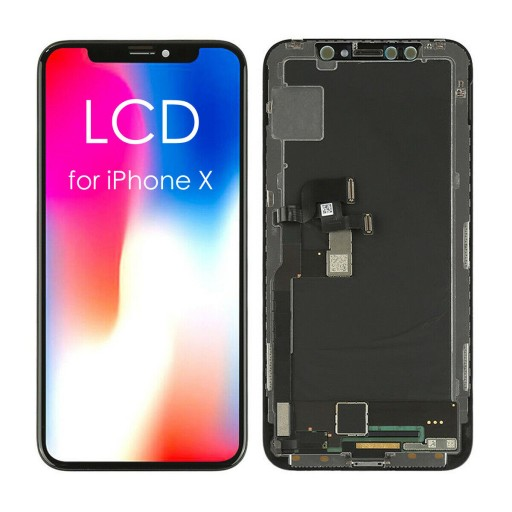 Wyświetlacz LCD ekran dotyk digitizer iPhone X TFT