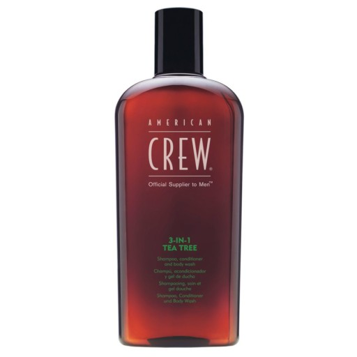 AMERICAN CREW TEA TREE 3W1 PŁYN POD PRYSZNIC