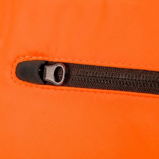 Kurtka robocza ostrzegawcza softshell z kapturem, 10084104773 Odzież Męska Pozostałe RQ VGDIRQ-2