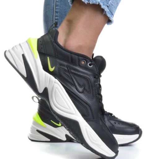 NIKE M2K TEKNO AO3108 002 | kolor CZARNY | Damskie Sneakersy