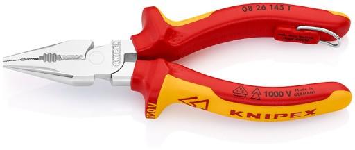 Knipex 08 26 145 T Szczypce uniwersalne VDE