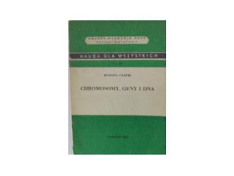 Chromosomy , geny i DNA nr 95 - R. Czapik