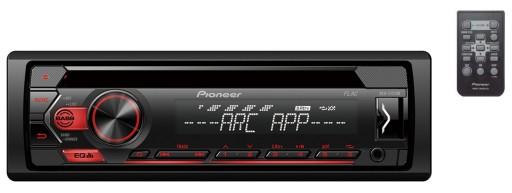 Pioneer Deh S111ub Mp3 Radio Samochodowe Z Pilotem 7815524745 Sklep Internetowy Agd Rtv Telefony Laptopy Allegro Pl
