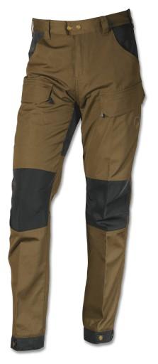 Spodnie DIANA wodoodporne brąz/czarne UNiVERS,r,54