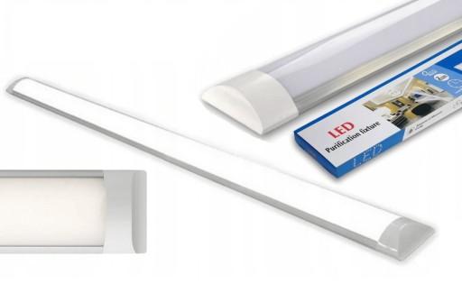 Lampa Led Panel Natynkowa Oprawa Swietlowka 120cm 8421286203 Allegro Pl
