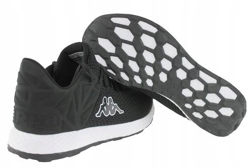 Kappa Hector 242768/1110 lekkie buty rozmiar 43 10202437500 Obuwie Męskie Męskie BW ZTPWBW-1