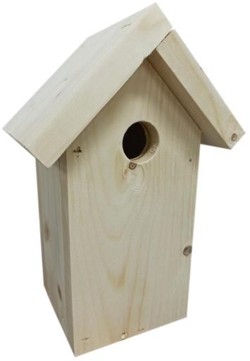 Budka lęgowa dla ptaków Budki lęgowe Domek Lęgówka