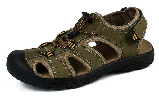 Men's Hiking Sandals Beach Shoes 10470596700 Obuwie Męskie Męskie RA MVKORA-2